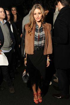 Olivia Palermo Fall Style