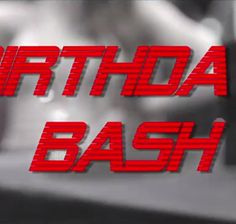 BIRTHDAY BASH LYRICS-Honey Singh