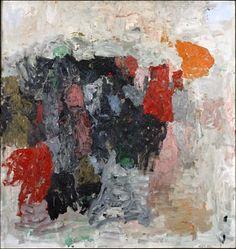 Philip Guston, Prague, 1956