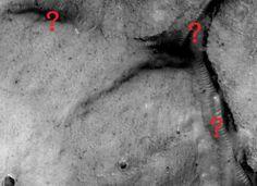 Disso Voce Sabia?: MISSÃO NASA: REVELA TUBOS DE VIDRO NA SUPERFÍCIE DE MARTE ??