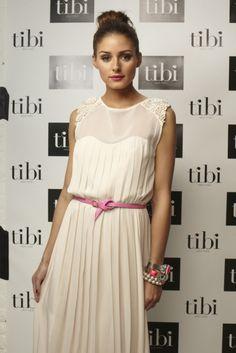 A little bit of sunshine: Olivia Palermo Inspiration