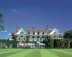 Chewton Glen Hotel & Spa New Milton, New Forest, Hampshire, England, UK
