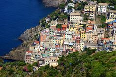 Getting Around in the Cinque Terre | Italy Travel Guide