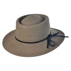 available at #VillageHatShop  Wrangler Boater Hat by Brooklyn Hat Co  Available in two colors!