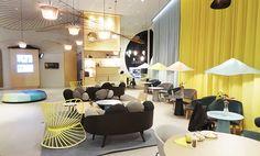 De huiskamer van Den Haag: Suite Novotel