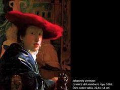 Astoria Grand 'Girl with a red hat' by Johannes Vermeer Framed Oil Painting Print on Canvas Size: H x W, Format: Gold Frame Johannes Vermeer, Canvas Fabric, Canvas Art, Canvas Prints, Canvas Size, Painting Frames, Painting Prints, Art Prints, National Gallery Of Art
