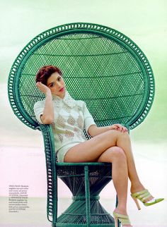 Angel Locsin – Preview Magazine March 2012 **perfect model & chair ('love it!)