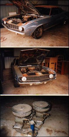 1969 Z/28! I want this!