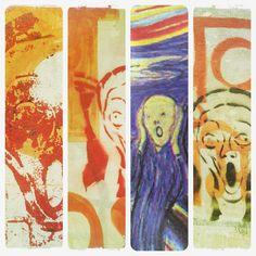 "A/BARENESS streetart spotted in Kathmandu - Replica of ""The Scream"" by Norwegian Painter Edward Munch by unknown Nepali artist Nepal, Scream, Artsy, Painting, Inspiration, Biblical Inspiration, Painting Art, Paintings, Painted Canvas"