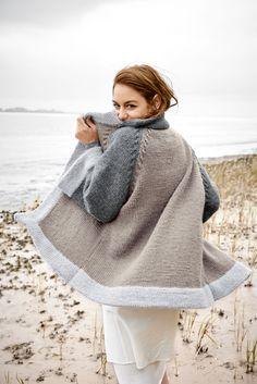 Strickanleitung: Diesen Cardigan kannst du dir selbst stricken Mehr