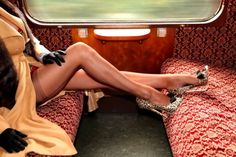 """stockingobsessed: """" legnylonist: """"Elegant! """" The astonishingly gorgeous legs, feet, shoes and FF stockings of the one and only Linda Bareham """" Agreed. Stunning as always."""