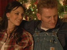 Beautiful video/ song  It's Christmas  Time  Click picture to begin video    Joey & Rory are my favorite Country duo!!