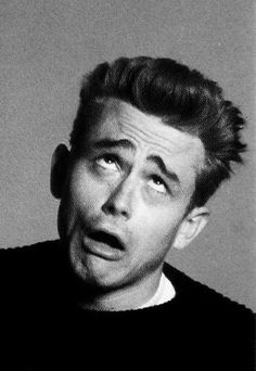 Oh mr james bryon dean Silly Faces, Funny Faces, James Dean Marilyn Monroe, James Dean Photos, Dean Anderson, Jimmy Dean, East Of Eden, Marlon Brando, Dark Photography