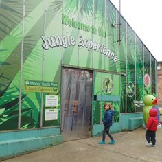 They Grow So Quick: Manor Heath Park and The Jungle Experience