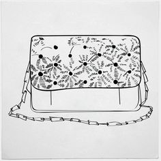 #draw #illustration #BenedettaBruzziches #BenedettaBruzzichesbags #CarmenBags #bags #bagsaddicted #madeinitaly #shop #shopping #archiviostore