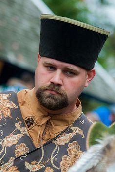 Serious looking Cossack dude by Alaskan Dude, via Flickr