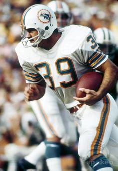 Larry Csonka, Miami Dolphins