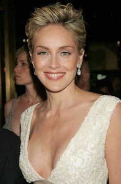 Sharon Stone for Elena Lincoln aka Mrs. Robinson