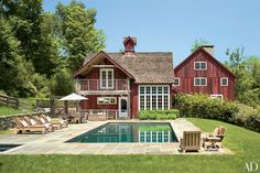 9 Converted Barn Homes: Beautiful Barn Style Home Inspiration Photos | Architectural Digest
