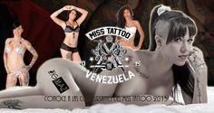 (FOTOS) Conoce a las candidatas del Miss Tattoo Ink Vzla 2015  Cuando ya faltan pocos días para la gala del tatuaje venezolano la emoción crece más y más. Para propulsar aún más esa euforia hemos decidido hacerle seguimiento a uno de los eventos más esperados de la Venezuela Expo Tattoo 2015, sí estoy hablando del concurso del Miss Tattoo Ink Vzla 2015.