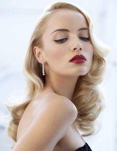 Coiffure vintage années 40 - Coiffure vintage : nos plus belles inspirations pour un look glamour - Elle