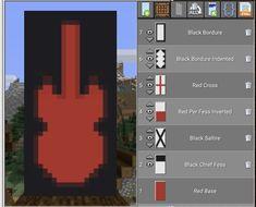 Minecraft Banner Patterns, Cool Minecraft Banners, Minecraft Shops, Minecraft Posters, Cute Minecraft Houses, Minecraft Plans, Minecraft House Designs, Minecraft Decorations, Amazing Minecraft