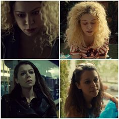 """147 Likes, 4 Comments - Orphan Black . (@orphanblack5) on Instagram: """"first episode, last episode . . . #orphanblack #tatianamaslany #cloneclub #clones #tatmas…"""""""