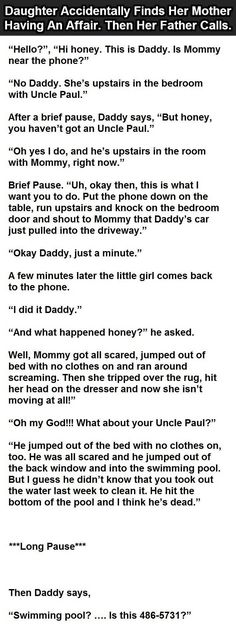 Accidentally The Dad Finds That His Wife Is Cheating On Him #LOL #Funny #Hilarious