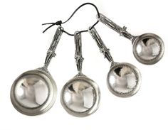 Pewter Measuring Cups - Dragonfly | Crosby & Taylor Formerly Tin Woodsman