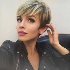 Latest short hairstyles ideas for women. Hair Cuts 48 Latest Short Hairstyles Ideas For Women Fashionssoriescom 48 Latest Short Hairstyles Ideas For Women Fashionssoriescom Popular Short Hairstyles, Short Pixie Haircuts, Cute Hairstyles For Short Hair, Hairstyles Haircuts, Curly Hair Styles, Bob Haircuts, Wedding Hairstyles, Popular Haircuts, Layered Hairstyles