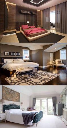 chambre a coucher magnifique | Home | Pinterest | Bedrooms ...