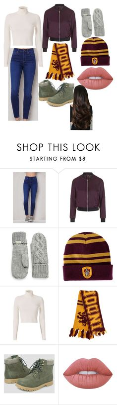 """""""Untitled #82"""" by sum-1996 ❤ liked on Polyvore featuring PacSun, Topshop, Rella, A.L.C., Ashley Stewart and Lime Crime"""