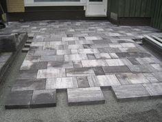 Tile Floor, Flooring, Contemporary, Rugs, Crafts, Home Decor, Courtyards, Farmhouse Rugs, Manualidades
