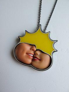 Spark Necklace by margauxlange on Etsy, $325.00