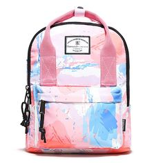 Small Backpack Women Bolsa Mini Mochila Feminina Escolar Canvas Bagpack Pink Sac A Dos Cute Rucksacks Female Kawaii Back Bag Backpacks For Teens School, Backpack For Teens, Small Backpack, Travel Backpack, School Bags, Fashion Backpack, College Backpacks, Vintage Backpacks, Cute Backpacks