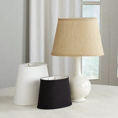 Couture Oval Lamp Shade | Ballard Designs