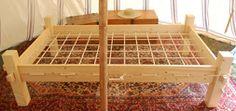 rope bed, Bettina