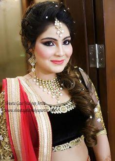 bridal makeup in delhi