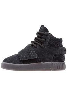 adidas Originals TUBULAR INVADER - High-top trainers - core black/utility black for £49.99 (09/02/17) with free delivery at Zalando