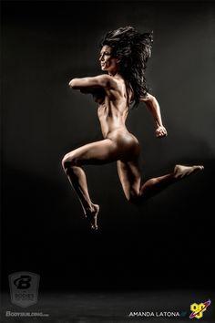 Bodies Of Work: Volume 1 - Amanda Latona 36 - Bodybuilding.com