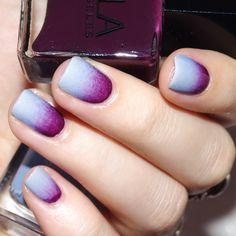 31 Day Challenge #10 // Gradient nails.