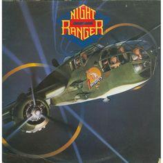 (album cover) Night Ranger - Seven Wishes