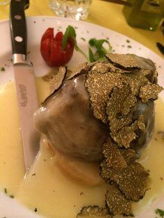 Buffle aux truffes