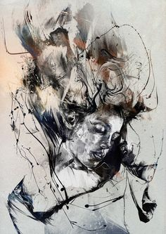 'MADRE' BY RUSS MILLS (AKA) BYROGLYPHICS