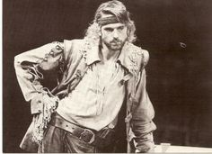 """Jeremy Irons as Willmore in the RSC's 1986 production of Aphra Benn's """"The Rover"""", directed by John Barton and performed at The Swan. Irons also starred in """"The Winters Tale"""" (as Leontes) and in """"Richard II"""" in the same season - http://www.rsc.org.uk/whats-on/richard-ii/production-history-in-pictures; http://www.rsc.org.uk/explore/shakespeare/plays/production-history"""