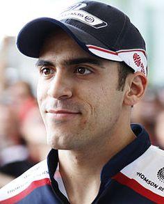 Pastor Maldonado. Es el primer venezolano en ganar un Gran Premio de Fórmula 1.