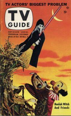 TV Guide Halloween