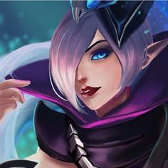 """713 Suka, 7 Komentar - Mobile Legends Fanarts (@mlbbfanarts) di Instagram: """"This skin is  - Art not mine!! (C) to @ceridwenart Submit your arts through DM/tag ✅ With…"""""""