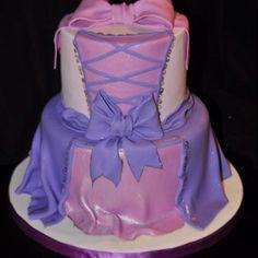 Rapunzel cake...@Annie Goodwin