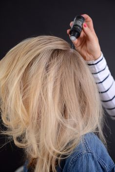 how to create hair volume